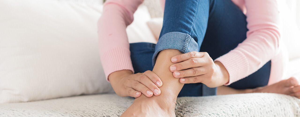 Foot and Ankle Pain Relief Libertyville, IL